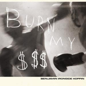 Burn My Money Zine Cover